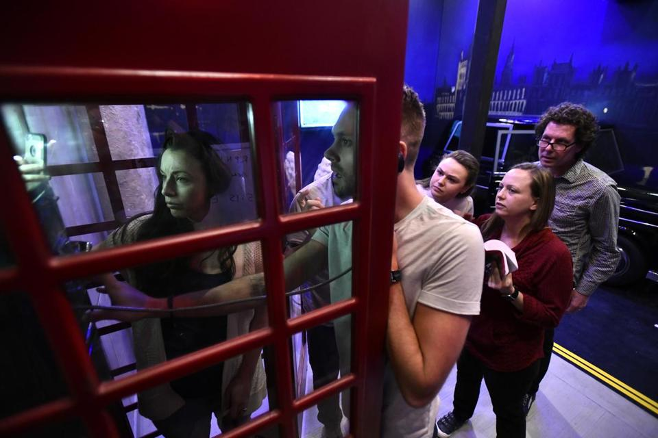Skeleton Key Brings Upscale Luxury To The Escape Room